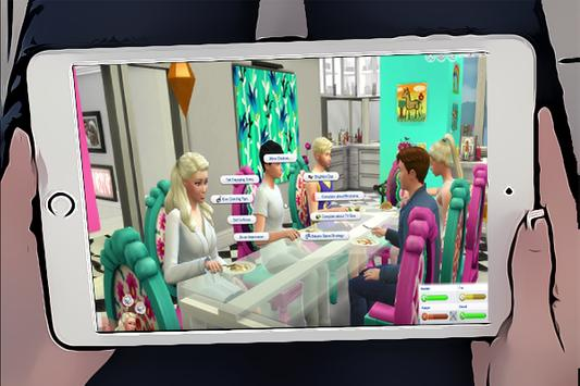 Tips The Sims 4 Simulator New screenshot 2