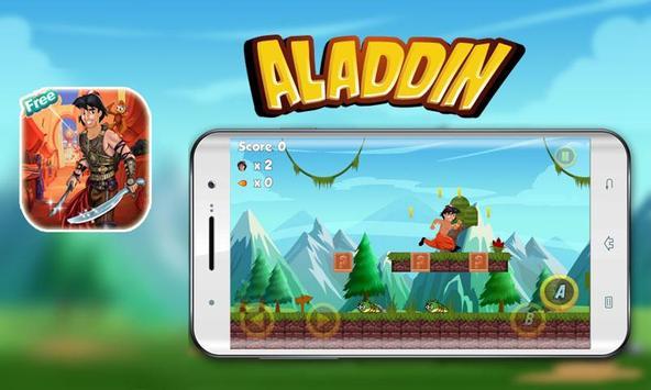 super aladan ♛ Adventure games poster