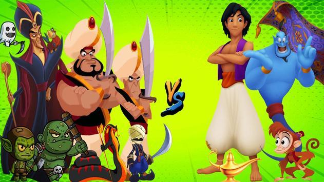 Aladdin Adventures World poster