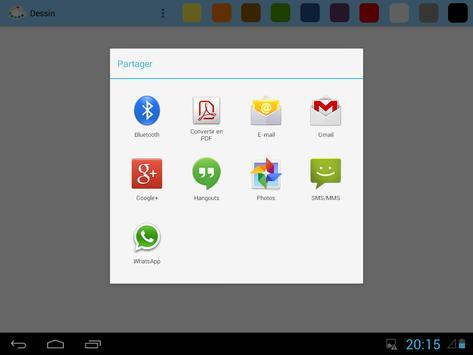 Drawing apps apk screenshot