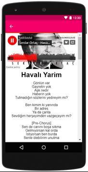 Serdar Ortaç ft. Yıldız Tilbe - Havalı Yarim screenshot 3