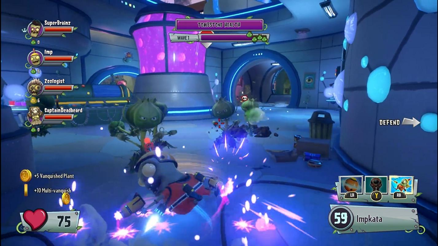 Alanca Plants Vs Zombies Garden Warfare 2 For Tips For Android Apk Download