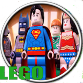 Pro Lego Justice League New Guidare icon