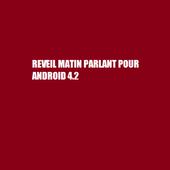 REVEIL MATIN Android 4.2 icon