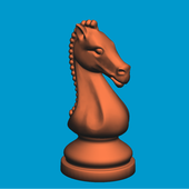 Reader Chess. 3D True. (PGN) icon
