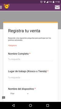 Alcatel me Premia screenshot 4