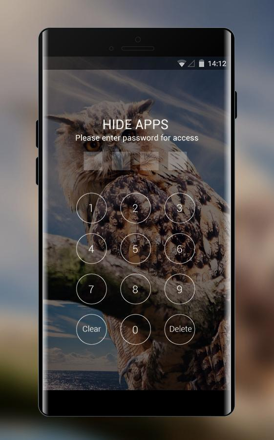 Owl Theme for Alcatel One Touch Pop C1 para Android - APK Baixar