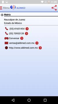 ALDIMED screenshot 2