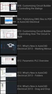 Tutorials for Autocad screenshot 1