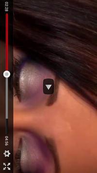 Eyes makeup video tutorial apk screenshot
