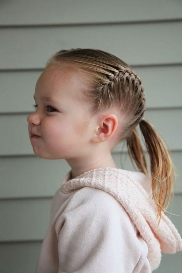 Baby Hairstyles For Short Hair For Android Apk Download