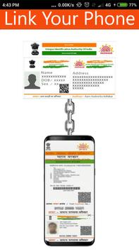 Update Aadhar Card Online - Correction In Aadhar apk screenshot