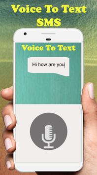 Write SMS By Voice 2018 - write your text by voice screenshot 5