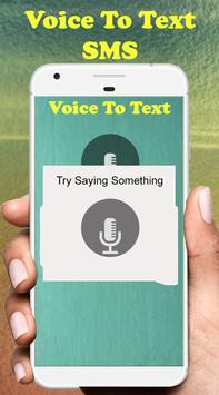 Write SMS By Voice 2018 - write your text by voice screenshot 2