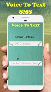 Write SMS By Voice 2018 - write your text by voice screenshot 3