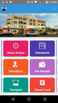 BUTTERFLY SCHOOL - Delhi West screenshot 1