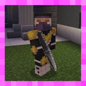 Alex Better Weapons Mod for MCPE icon