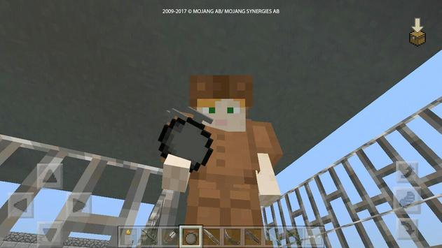 Alex Better Weapons Mod for MCPE screenshot 5