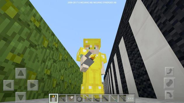 Alex Better Weapons Mod for MCPE screenshot 20