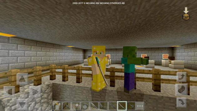 Alex Better Weapons Mod for MCPE screenshot 2