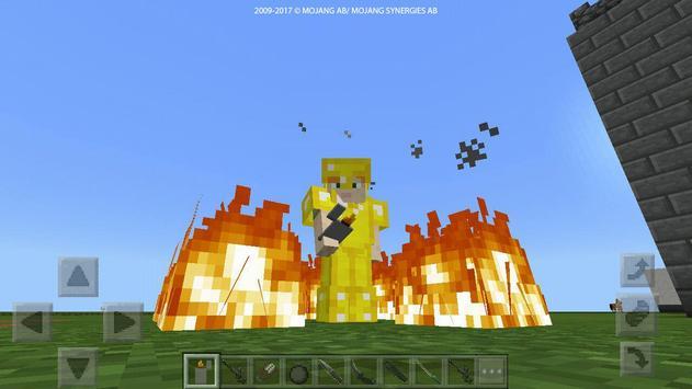 Alex Better Weapons Mod for MCPE screenshot 3