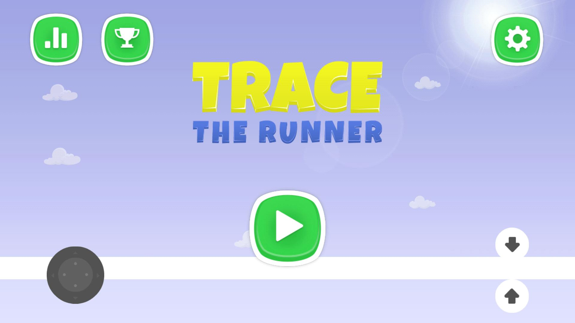 Trace The Runner poster