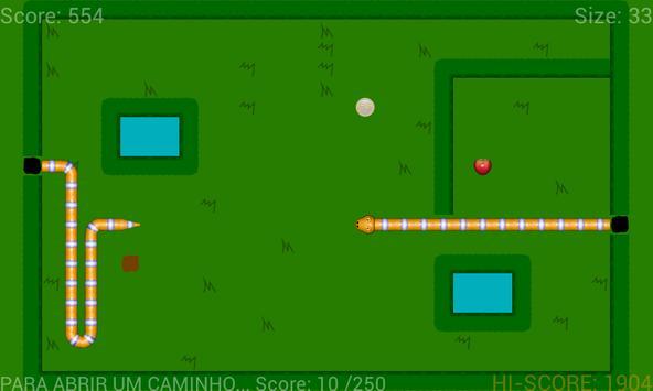Snake game apk screenshot