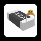 smd resistor code calculator,color resistor icon