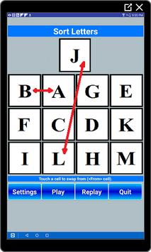 Sequence Pad Plus Puzzle screenshot 2