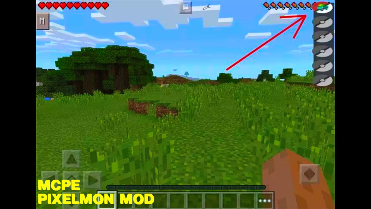 how to get pixelmon on minecraft pe android
