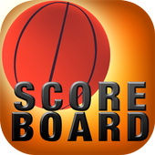 Basketball ScoreBoard icon