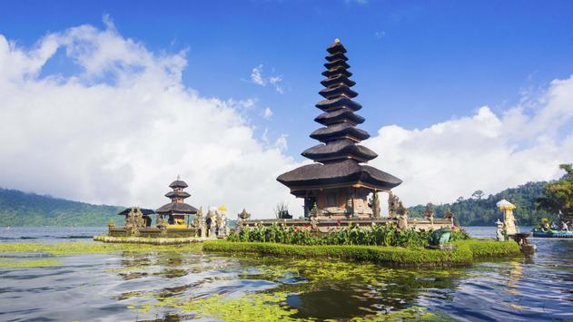 Wonderful Bali poster
