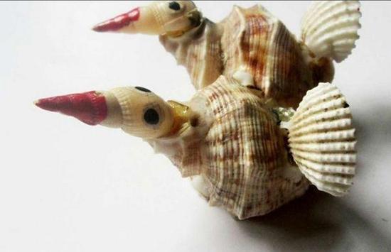Shell crafts apk screenshot