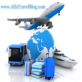 Alfa Travel Blog icon