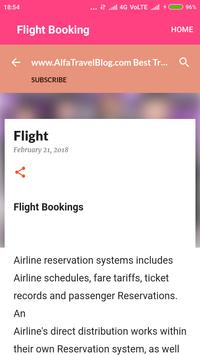 Alfa Travel Blog screenshot 4