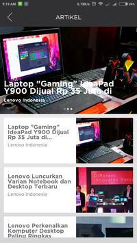 Lenovo IRA Promoter screenshot 3