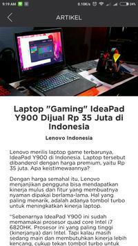 Lenovo IRA Promoter screenshot 4