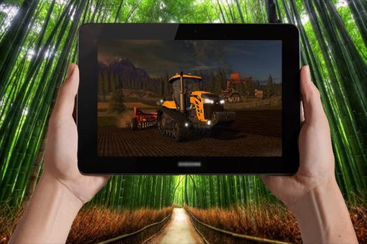 New Farming Simulator Cheat 17 apk screenshot