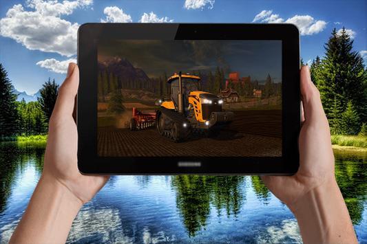 New Farming Simulator Cheat 17 apk screenshot