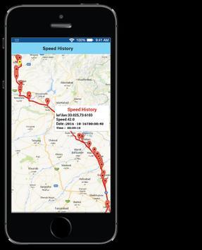 DuTrack Tracking System apk screenshot