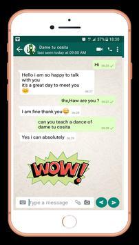 chat with dame tu cosita 2 screenshot 1