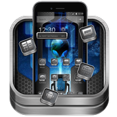 Alien Technology Wallpaper icon