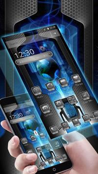 Alien Technology Wallpaper poster