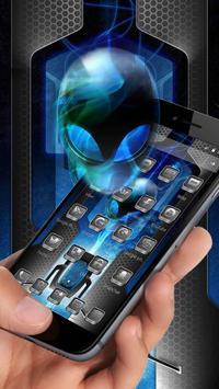 Alien Technology Wallpaper screenshot 1