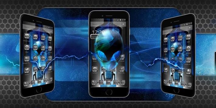 Alien Technology Wallpaper screenshot 3