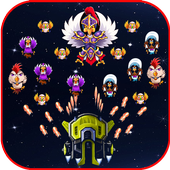 Galaxy Attack: Space Shouter 2018 icon