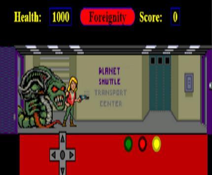 Alien apk screenshot