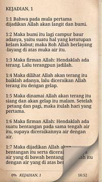 Alkitab Bahasa Indonesia Gratis poster