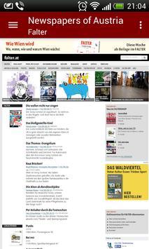 Austria Newspapers screenshot 2
