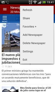 Spain Newspapers screenshot 4